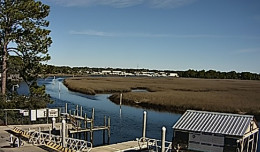 Carrabelle Boat Club Webcam